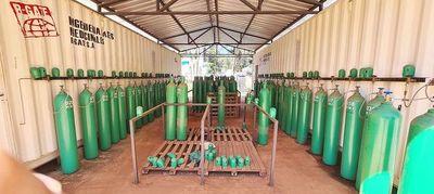 Argentina frena exportación de oxígeno y podría afectar a Paraguay