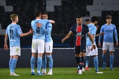 El City remonta en París ante PSG y se acerca a su primera final