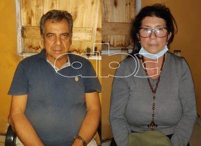 Fiscal apela prisión domiciliaria para pareja que arrolló a ciclista en Guairá