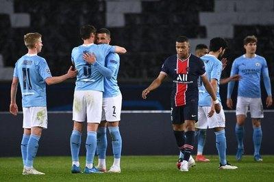 Versus / El City remonta en París ante PSG y se acerca a su primera final