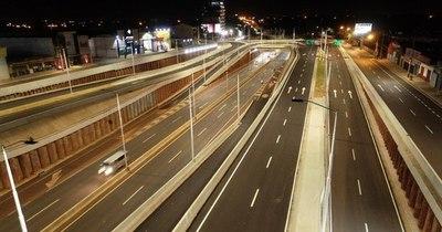 La Nación / Comerciantes esperan protocolo de apertura de multiviaducto en CDE