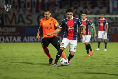 Aburrido empate en la Nueva Olla: Cerro Porteño y La Guiara igualaron sin goles