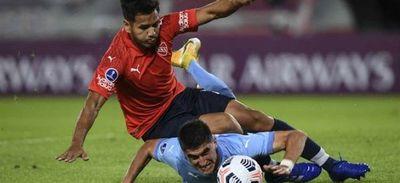 Independiente derrotó (3-1) al uruguayo City Torque por la Copa Sudamericana
