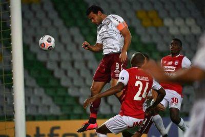 Con doblete de Fred, Fluminense gana a Santa Fe