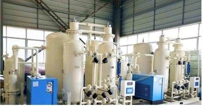 La Nación / Acepar, lista para producir oxígeno desde el 15 de mayo