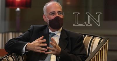 """La Nación / """"Apenas comenzó la pandemia, varias empresas se pusieron a crear vacunas"""""""