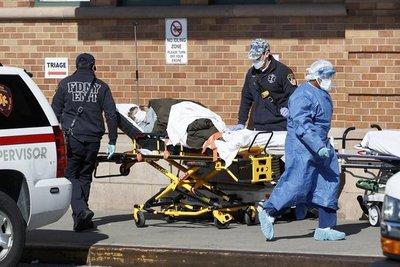 COVIID19: Otra jornada con 102 fallecidos y 2.356 nuevos casos