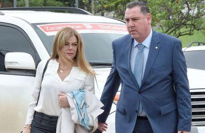 Fiscalía acciona ante la Corte contra el blanqueo de Zacarías y McLeod