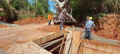 Avanzan las obras de mejoramiento y rehabilitación de la avenida de La Victoria