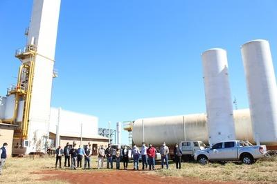 Hernandarias: Altas autoridades visitarán futura planta de oxígeno