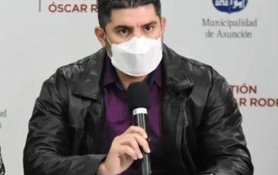 """Intendente """"Nenecho"""" Rodríguez informa que Asunción gestiona compra de 500.000 vacunas Sputnik V"""