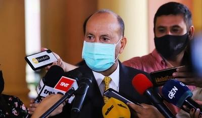 Senador Pereira gestiona con China la donación de 2.000.000 de vacunas.