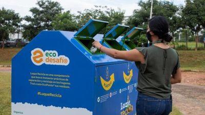 Mi Ciudad Recicla: Luque será sede del EcoDesafío 2021