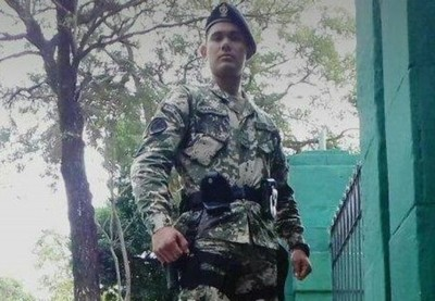 Joven militar se quitó la vida porque no le dejaron ver a su hijo