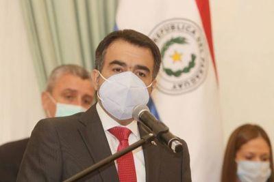 Ministro de Hacienda presentó proyecto de Ley de Suministros y Compras Públicas