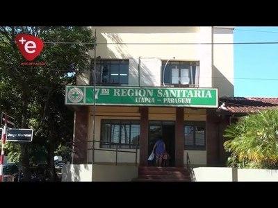 AUTORIDADES SANITARIAS VERIFICAN OBRAS EN CENTROS DE SALUD DE ITAPÚA