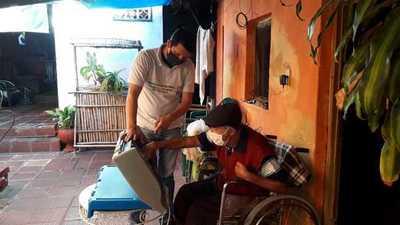 En Asunción fueron recepcionadas 210 solicitudes de Voto en Casa