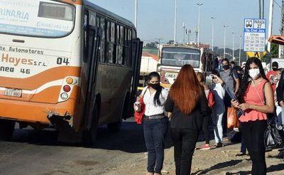 Buses deberán circular con las ventanillas abiertas