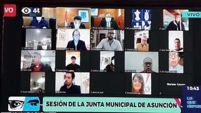 No hubo votos para tratar veto del intendente de Asunción en contra de monopolio de estaciones de servicio