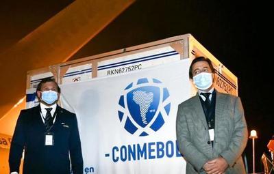 Conmebol: comenzarán a distribuir las dosis de la Sinovac a las federaciones
