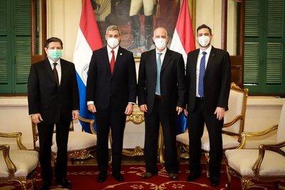 Paraguay abriría una oficina comercial en Jerusalén