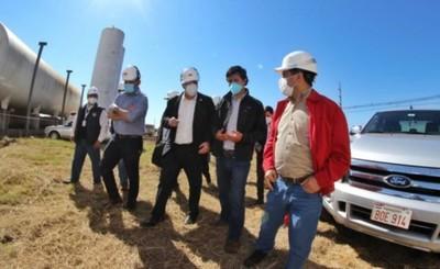 Verifican condiciones para planta de producción de oxígeno