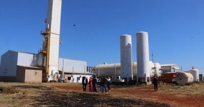 La Nación / Planta Oxsur en Hernandarias producirá oxígeno en dos meses