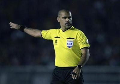 Eber Aquino será el árbitro principal del duelo entre Cerro Porteño y Olimpia – Prensa 5