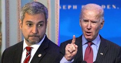 La Nación / Declaran interés nacional solicitar a Joe Biden que envíe su excedentes de vacunas