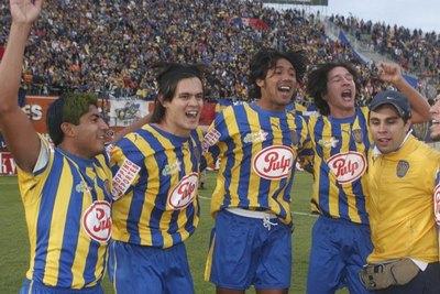 Versus / César Cáceres Cañete, aquel gran goleador del Apertura 2007