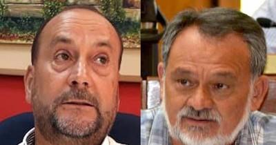 """La Nación / Óscar """"Cachito"""" Salomón, cada vez más entregado al Frente Guasu"""