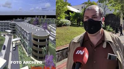 GRAN HOSPITAL DEL SUR: LOS ITAPUENSES AÚN NO VIERON EL PROYECTO DE LA OBRA Y QUIEREN SER PARTE.