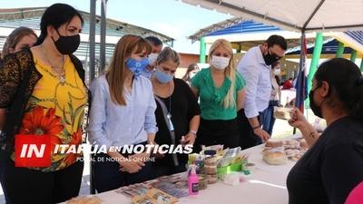 GRAN FERIA DE EMPRENDEDORES ESTE VIERNES EN ENCARNACIÓN.