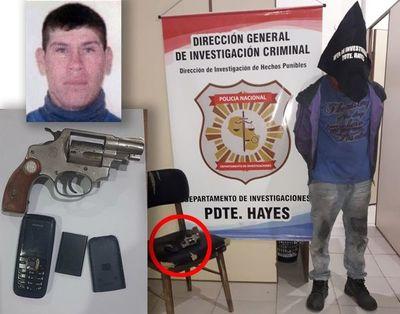 Detienen a otro sindicado por asesinato de septuagenia y hallan presunta arma homicida