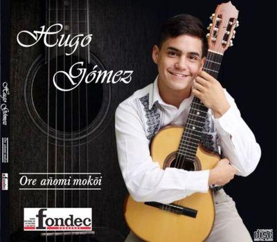 Hugo Gómez rinde tributo a su maestro