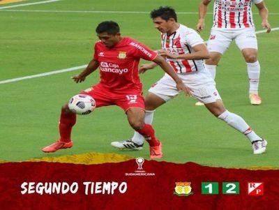 River Plate consigue una histórica victoria en Perú
