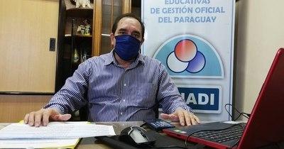 La Nación / Sinadi pide seguir con clases virtuales por la situación epidemiológica