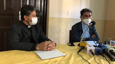Mesa de diálogo de Iglesia católica, sin información sobre secuestrados