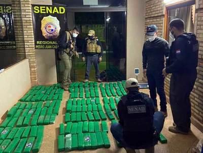 Senad detecta viviendas en las que se ocultaba droga