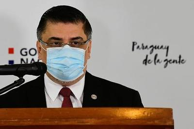 """""""Estamos bastante complicados en los servicios de salud"""" dijo Borba – Prensa 5"""