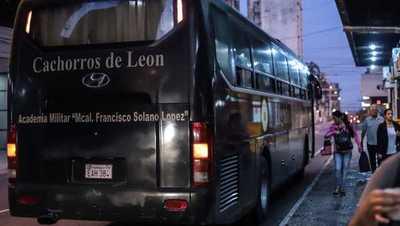 Refuerzan cobertura del transporte público de noche con móviles de las Fuerzas Armadas y Patrulla Caminera