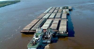 La Nación / Gestionan que represas liberen agua para transportar granos de exportación