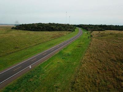 La ruta PY01 se muestra notablemente mejorada en el sur del país