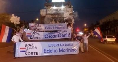 La Nación / Obispo de Concepción lamenta no haber podido tener información sobre secuestrados