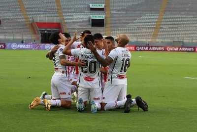 River Plate y una histórica victoria en Sudamericana