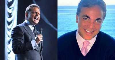 ¿Se burló?: Difunden video de Cristian Castro imitando a Luis Miguel