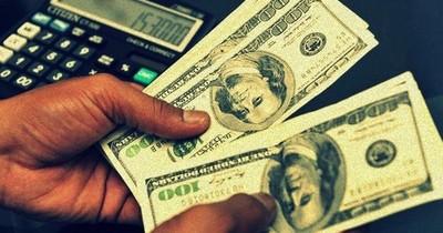 La Nación / La deuda pública alcanzó los US$ 13.046 millones y se ubicó en 34,2% del PIB