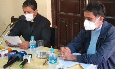 Referentes de la Iglesia que buscan mediar por secuestrados dicen que EPP se cierra a diálogo
