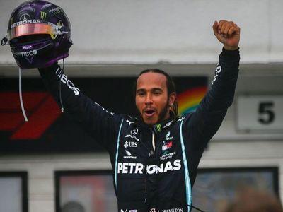 Lewis Hamilton busca su 'pole' número 100 en Portimao
