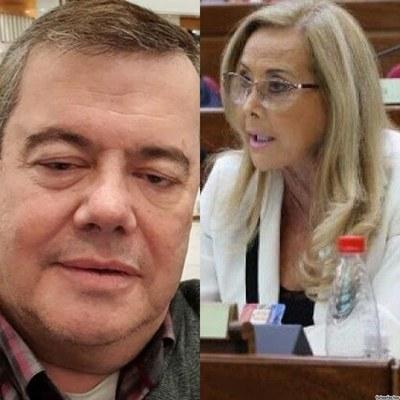 """Salud confirma """"vacunación vip"""" de senadora Gusinky y Friedmann"""
